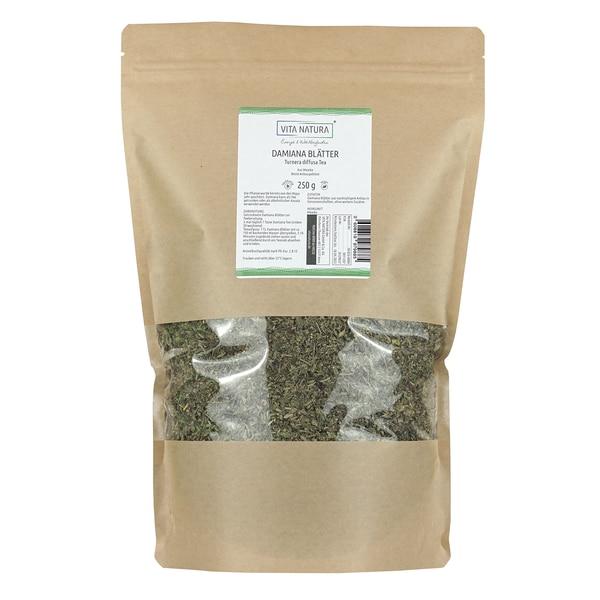 Vita Natura Damiana Blätter Tee 250 g