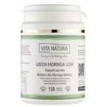Vita Natura Moringa Oleifera Bio 400 mg Vegikapseln 150 Stk.