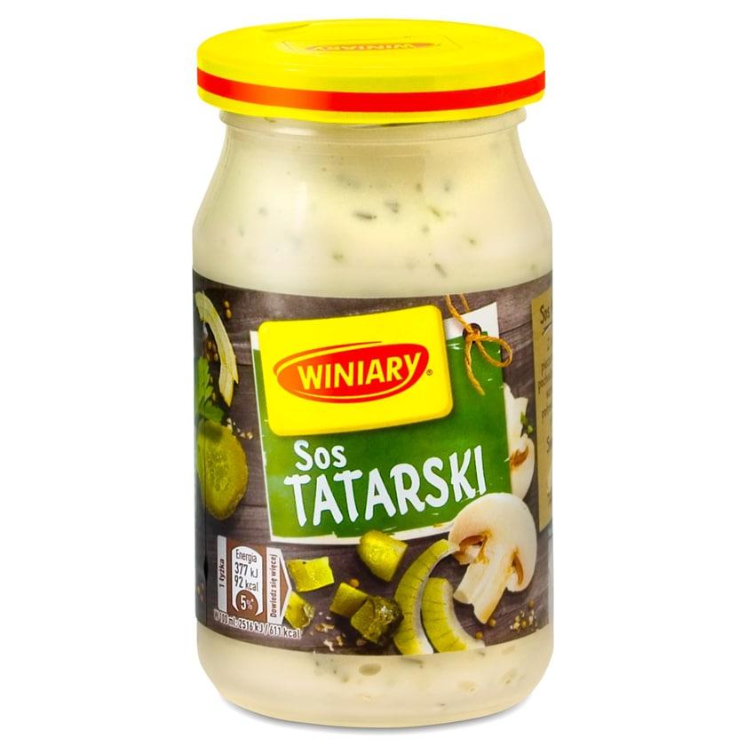 Winiary Tatarensoße 250ml