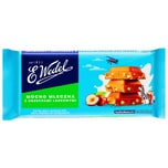 E. Wedel Vollmilchschokolade mit Haselnüssen 90g