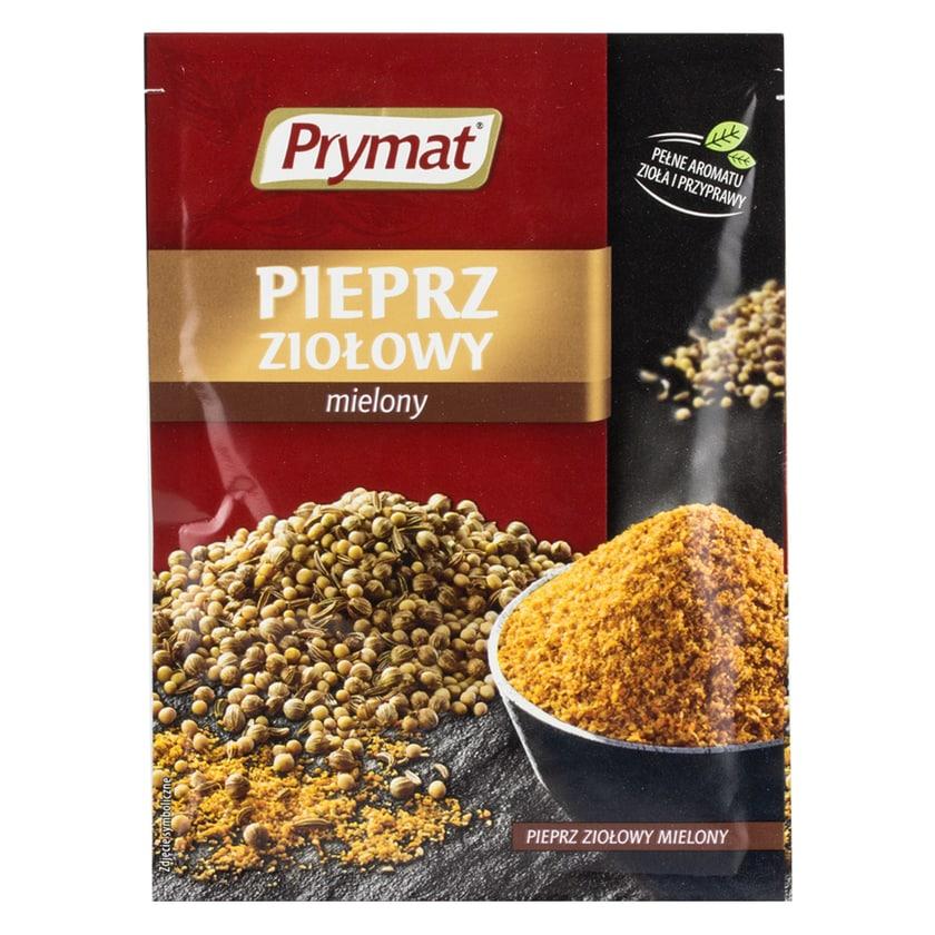 Prymat Kräuterpfeffer- Gewürzmischung gemahlen 20g