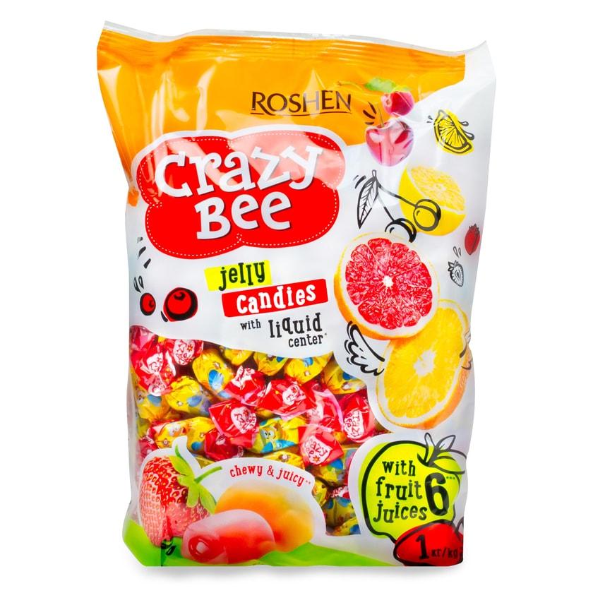 Roshen Crazy Bee Geleebonbons mit Füllung 1kg
