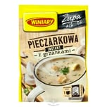 Winiary Champignonsuppe Instant mit Croutons 14g