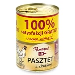 Pamapol Leberwurst mit Geflügel 390g