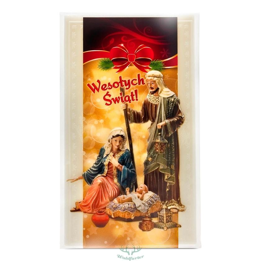 Polnische Weihnachtsoblaten - 3 Stück im Päckchen