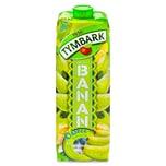 Tymbark - Grüne Banane - Fruchtgetränk 1l