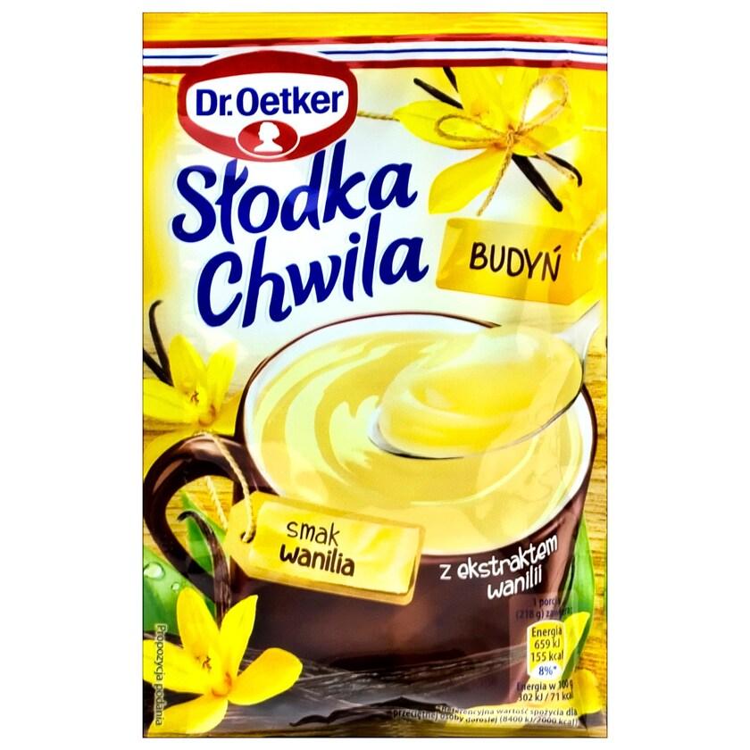 Dr.Oetker Süßer Moment - Pudding mit Vanille-Geschmack 43g