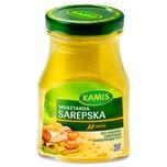 Kamis Senf Sarepska- scharf 185g