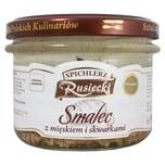 Spichlerz Rusiecki Schmalz mit Fleisch und Grieben - polnische traditionelle Zubereitung Premium 190g
