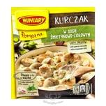 Winiary Idee für... Hähnchenbrust in Sahne-Kräuter-Soße 30g
