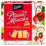 E. Wedel Ptasie Mleczko - Pralinen mit Erdbeer-Shake- Geschmack 360g