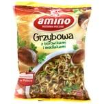 Amino Pilzsuppe Instant mit Butterpilzen und Steinpilzen 57g