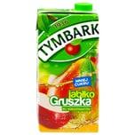 Tymbark Apfel- Birne -Getränk1L