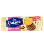 Bahlsen Krakuski Kekse mit Schokolade in Form von Herzen 171g