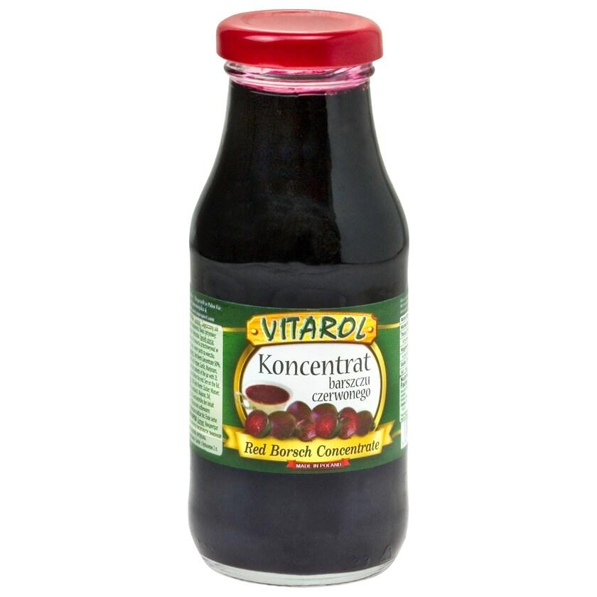 Vitarol Rote Beete Suppenkonzentrat 200g