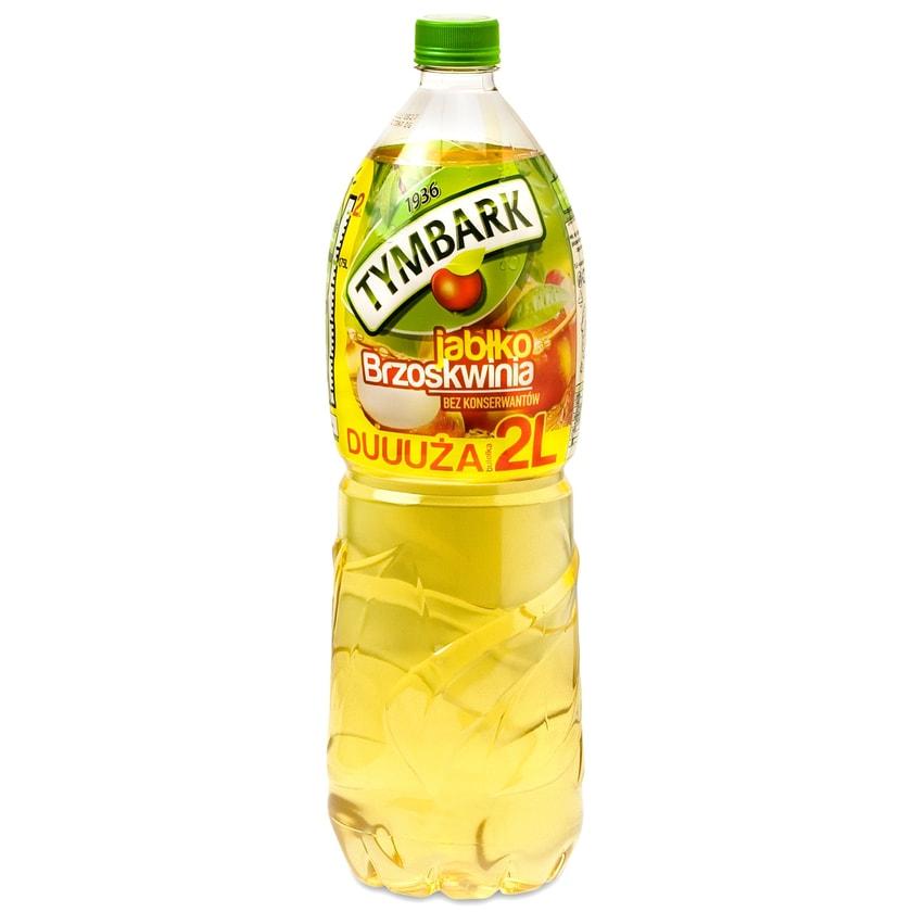 Tymbark Fruchtsaft Apfel-Pfirsich 2L
