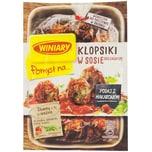 Winiary Idee für... Fleischbällchen in Bolognese-Soße37g