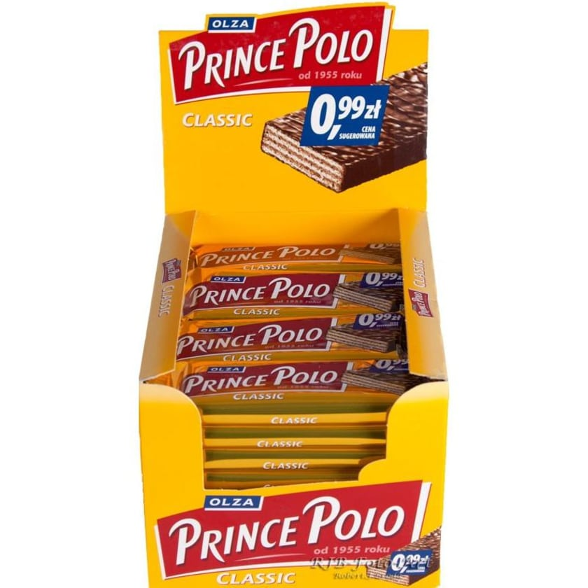 Prince Polo Classic (PAK 32x35g)