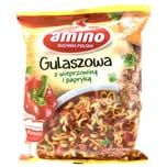 Amino Gulaschsuppe Instant mit Schweinefleisch und Paprika 59g