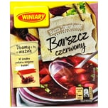 Winiary Borschtsch Instant Suppe 49g