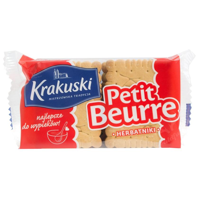 Bahlsen Krakuski Kekse Petit Beurre 50g