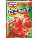 Dr. Oetker Götterspeise mit Erdbeergeschmack 77g