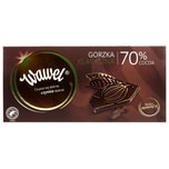 Wawel Bitterschokolade klassisch 70% Cocoa 100g