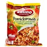 Amino Tomatensuppe Instant mit Tomatenstücken und Petersilie 61g