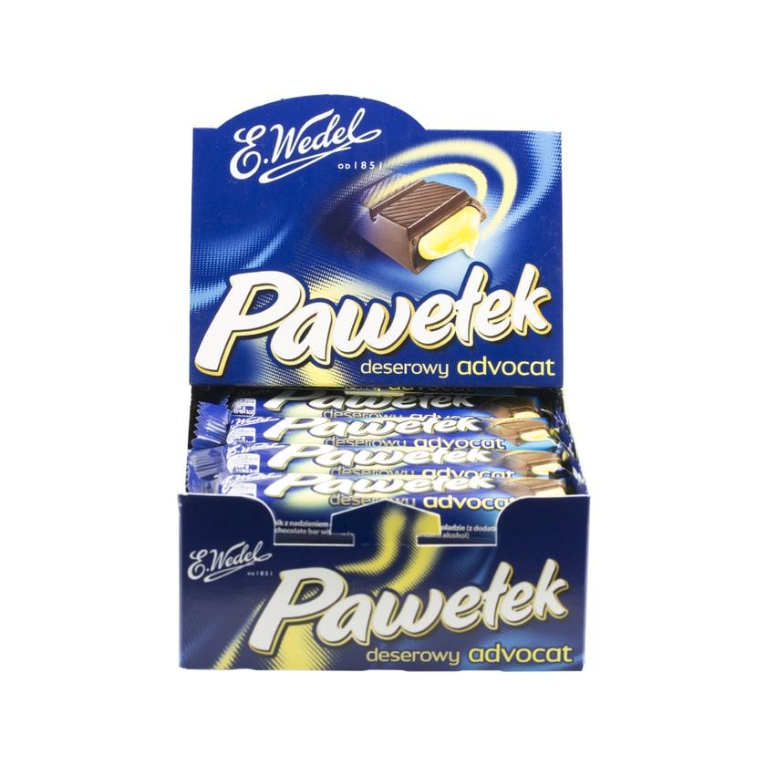 E. Wedel Pawelek - Advokat-Riegel PAK 24x45g