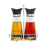STONELINE® Essig- und Ölflaschen Set aus Glas