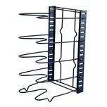 STONELINE® Pfannenständer / Pfannenhalter, 38 x 22 x 25,5 cm