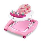 KIDIZ 4in1 Lauflernhilfe Babywalker Spiel & Lauflernwagen ab 6 Monaten