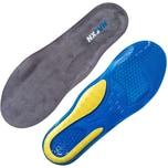 NXSVN Gel Einlegesohlen Comfort Schuheinlage Schuhsohle Gr. 38-45