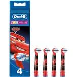 Oral-B Stages Power EB10k 4er Cars Ersatzbürsten