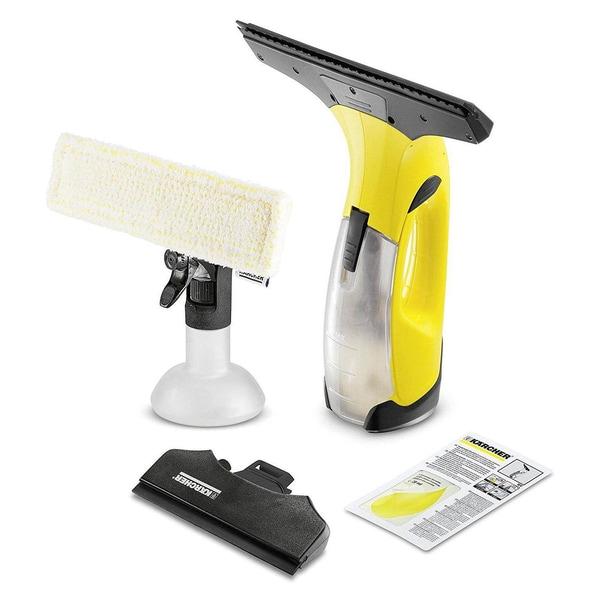 Kärcher WV 2 Premium Fenstersauger/Fensterreiniger Gelb