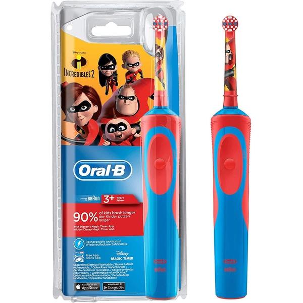 Oral-B Stages Power The Incredibles CLS elektrische Zahnbürste