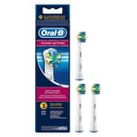 Oral-B Tiefen-Reinigung EB25 3 Ersatzbürsten