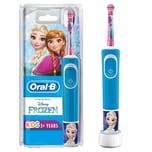 Oral-B Vitality 100 Kids Frozen CLS elektrische Kinderzahnbürste