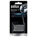 Braun Kombipack 70S Silver NEW Schereinheit