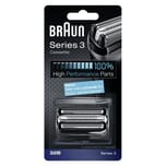 Braun Kombipack 32B Black NEW Scherfolie + Schermesser