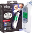 Braun IRT 6520 ThermoScan 7 MNLA Infrarot Ohr-Thermometer