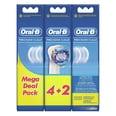 Oral-B Precision Clean 4+2 Ersatzbürsten
