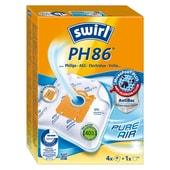 Swirl PH 86 MicroPor® Plus Staubsaugerbeutel