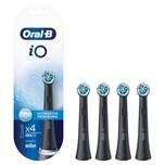 Oral-B iO Ultimative Reinigung black Ersatzbürsten 4er