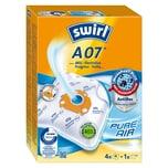 Swirl A 07 MicroPor® Plus Staubsaugerbeutel