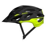 Alpina Mythos 3.0 LE black-neon-yellow Helm 52-57cm