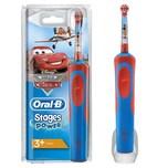 Oral-B Stages Power Kids elektrische Kinderzahnbürste CLS mit Disney-Autos und -Flugzeugen