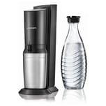 SodaStream Crystal 2.0 Titan Wassersprudler ohne Zylinder