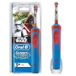 Oral-B Stages Power CLS Elektrische Kinderzahnbürste Star Wars
