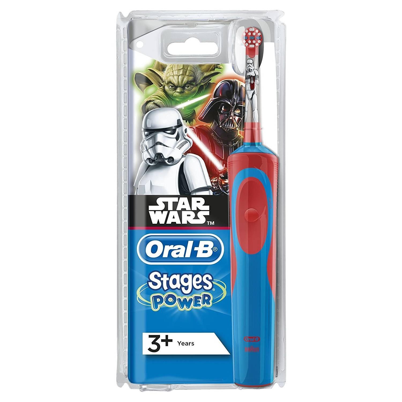 Oral-B Stages Power CLS Elektrische Kinderzahnbürste Star Wars